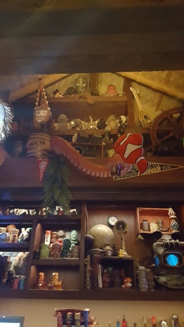 Even Nemo likes his rum at Trader Sam's.